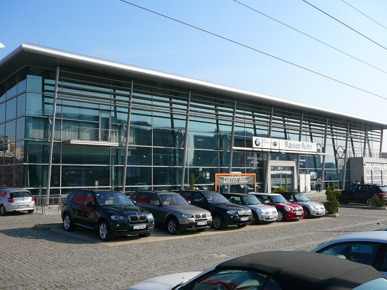 BMW and Mini Showroom and Service