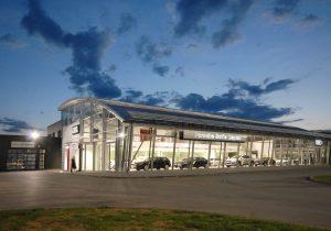 Audi център