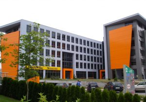 Building 1 at Business Park Sofia