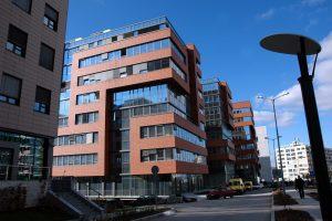 Сграда 8 в Бизнес Парк София