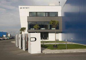 ETEM Administrative Building and Logistics Center