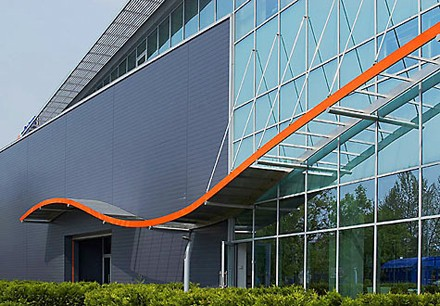 Warehouse – Industrial Building Tchaikapharma AD
