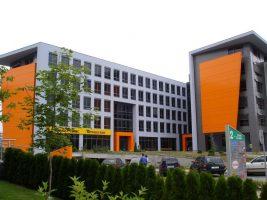 Building 1 at Business Park Sofia