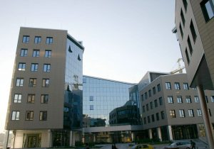 Building 9 at Business Park Sofia