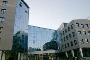 Сграда 9 в Бизнес Парк София