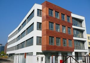 Building 14 at Business Park Sofia