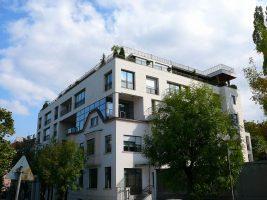 Residential Building, Oborishte Street