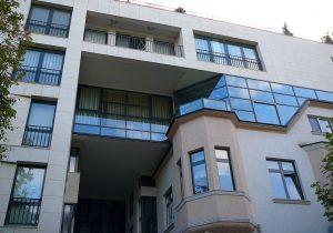 Жилищна сграда ул. Оборище 10