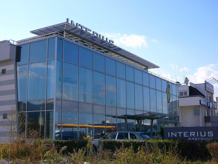 Магазин Interius