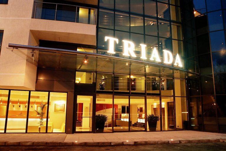 """Хотел """"Триада"""""""