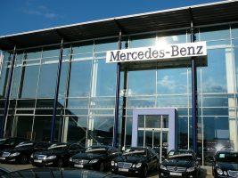 Mercedes Center