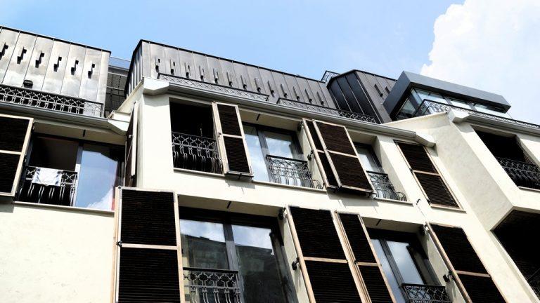 Жилищна сграда ул. Виктор Юго