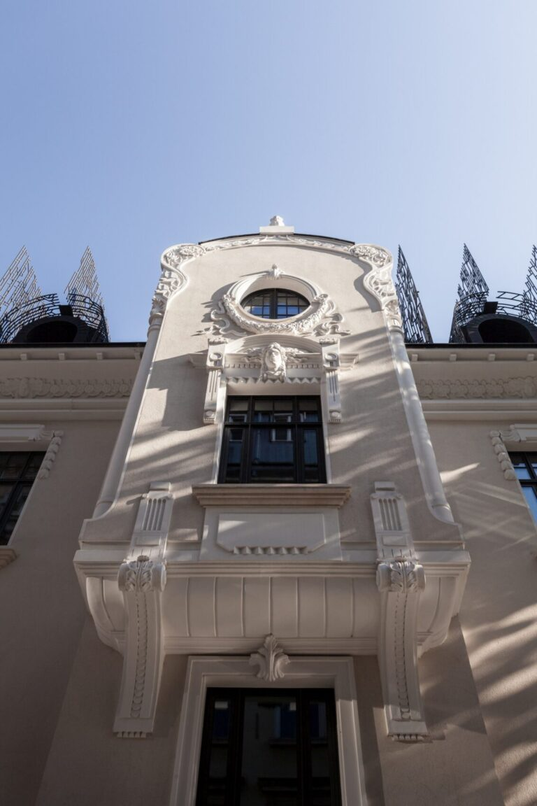 Residential building Ivan Vazov 7