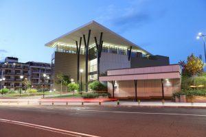 Artium – cultural and education center