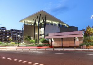 Artium – cultural and education center