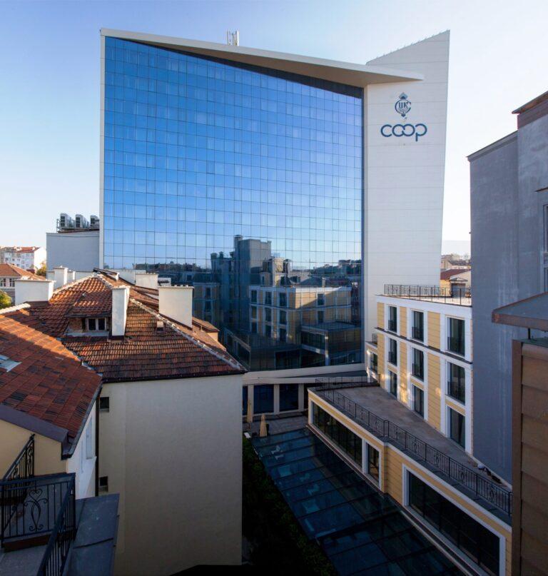 Corporate Building COOP