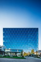 """Corporate Building """"Biovet Peshtera"""""""