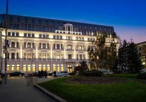 Административна сграда на българска банка за развитие