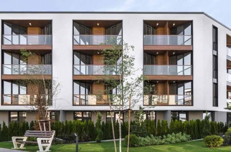 Residential Building ATLANTIS/ATMOSPHERE