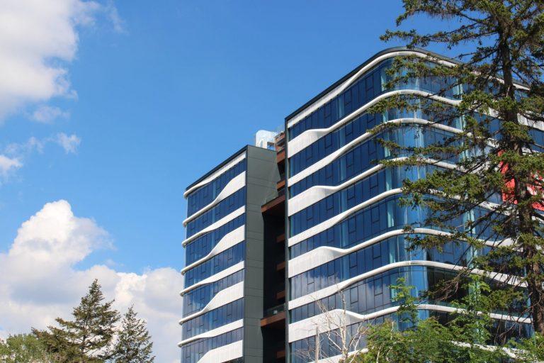 Сграда Sofia Tech One